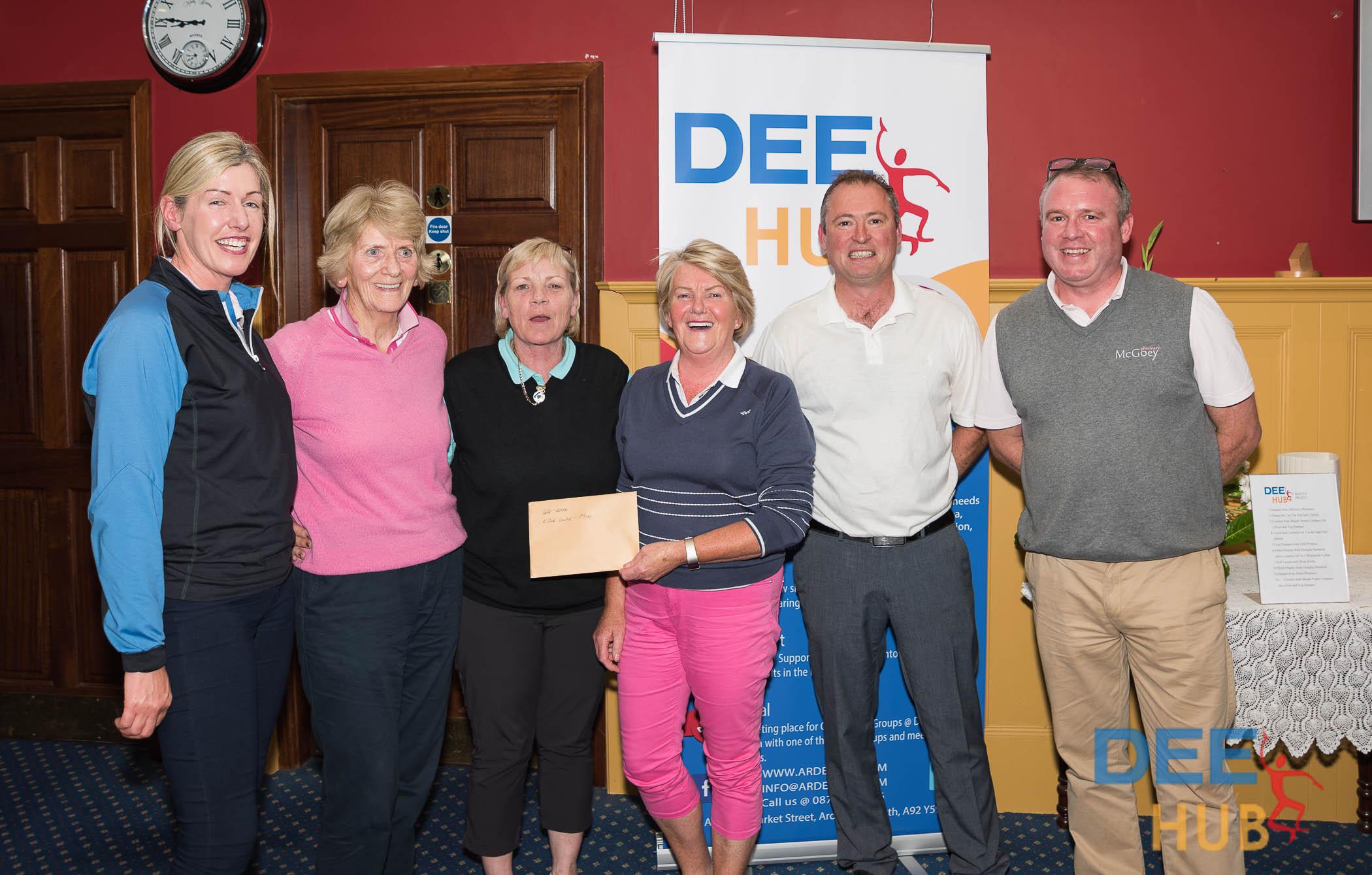 Dee Hub Inaugural Golf Classic 2017